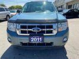 Used 2011 Ford Escape CERTIFIED, ONE SET OF WINTER TIRES INCLUDED, AC for sale in Woodbridge, ON
