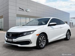 Used 2020 Honda Civic LX SOLD! for sale in Winnipeg, MB