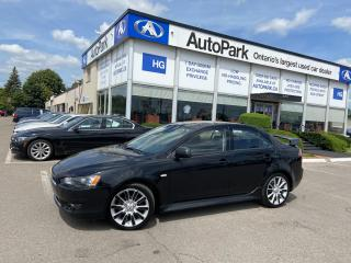 Used 2014 Mitsubishi Lancer SUNROOF | HEATED SEATS | MANUAL TRANS | for sale in Brampton, ON