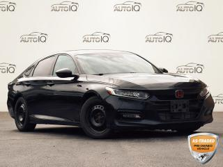 Used 2018 Honda Accord Sport SPORT   FWD   A/C   POWER WINDOWS for sale in Waterloo, ON