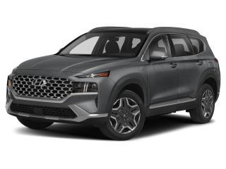 New 2022 Hyundai Santa Fe HYBRID Luxury for sale in North Bay, ON