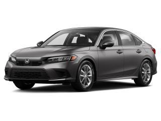 New 2022 Honda Civic Sedan EX for sale in Timmins, ON