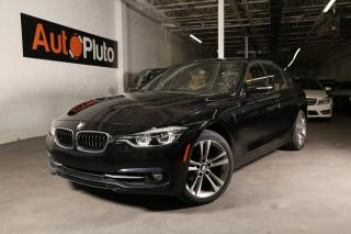 Used 2017 BMW 3 Series 4dr Sdn 330i xDrive AWD for sale in North York, ON