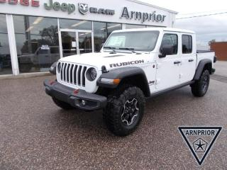 New 2021 Jeep Gladiator Rubicon for sale in Arnprior, ON