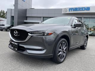 Used 2017 Mazda CX-5 GT-AWD for sale in Surrey, BC