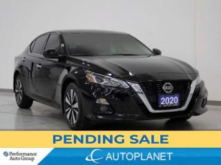 Used 2020 Nissan Altima SV AWD, Sunroof, Heated Seats, Remote Start! for sale in Clarington, ON