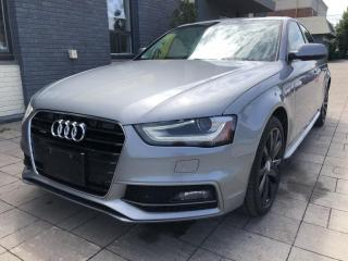 Used 2015 Audi A4 Sdn Auto Komfort plus quattro for sale in Nobleton, ON