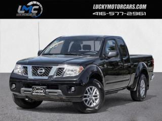 Used 2019 Nissan Frontier 4X4 KING CAB SV-AUTO-BACKUP CAMERA-BLUETOOTH-WARRANTY for sale in Toronto, ON