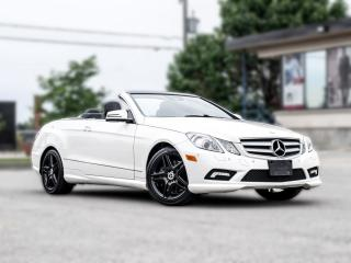 Used 2011 Mercedes-Benz E-Class E-550 |AMG|CONVERTIBLE|NAV|BACK UP |GREAT CONDITION for sale in North York, ON