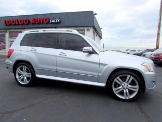 Used 2010 Mercedes-Benz GLK-Class GLK350 4MATIC Navigation Panoramic Sunroof Certified for sale in Milton, ON