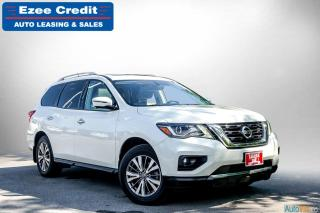 Used 2018 Nissan Pathfinder SL for sale in London, ON