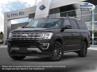 Used 2021 Ford Expedition Limited MAX for sale in Ottawa, ON