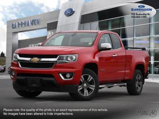 Used 2017 Chevrolet Colorado 4WD LT for sale in Ottawa, ON