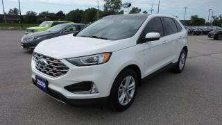 Used 2020 Ford Edge SEL for sale in New Hamburg, ON