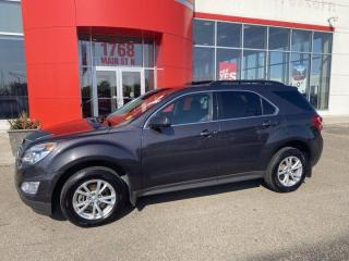 Used 2016 Chevrolet Equinox LT l AWD l Accident Free! for sale in Moose Jaw, SK