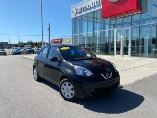 Used 2015 Nissan Micra SV Auto for sale in Yarmouth, NS