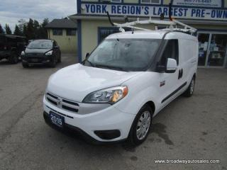 Used 2015 RAM ProMaster City POWER EQUIPPED SLT-EDITION 2 PASSENGER 2.4L - 4 CYL.. DUAL SLIDING DOORS.. CARGO-SHELVING.. ROOF RACKS.. XANTRAX AMP WITH OUTLETS.. BACK-UP CAMERA.. for sale in Bradford, ON
