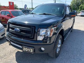 Used 2013 Ford F-150 FX4 5.5-ft. Bed for sale in Peterborough, ON