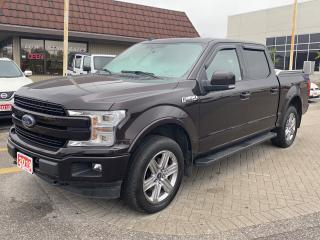 Used 2019 Ford F-150 Lariat  Sport for sale in Cobourg, ON