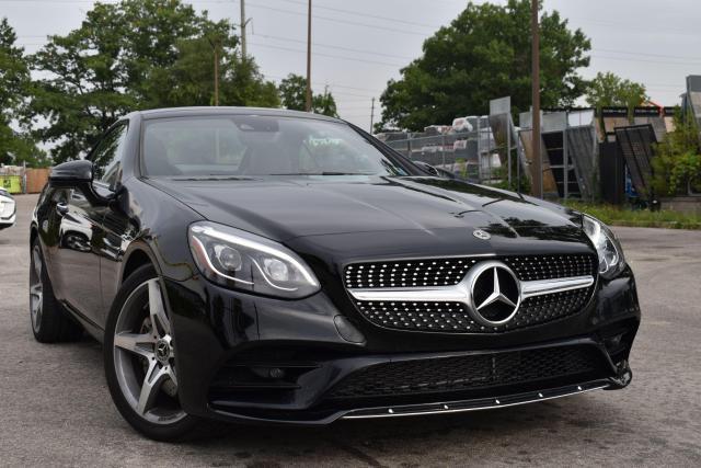 2018 Mercedes-Benz SLC SLC 300 - SOLD