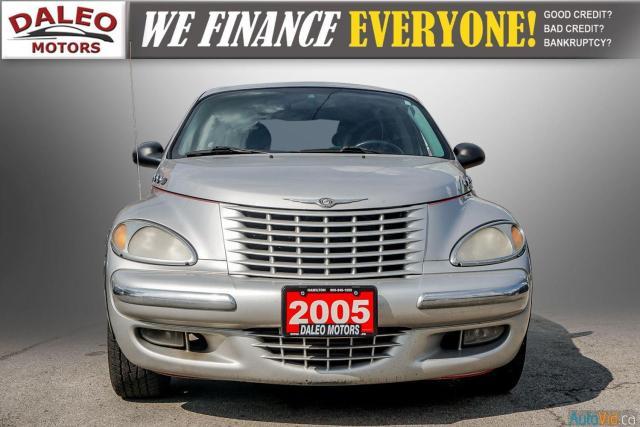 2005 Chrysler PT Cruiser GT / LEATHER / SUNROOF / BUCKET SEATS Photo3