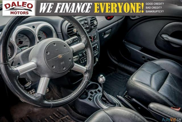 2005 Chrysler PT Cruiser GT / LEATHER / SUNROOF / BUCKET SEATS Photo20