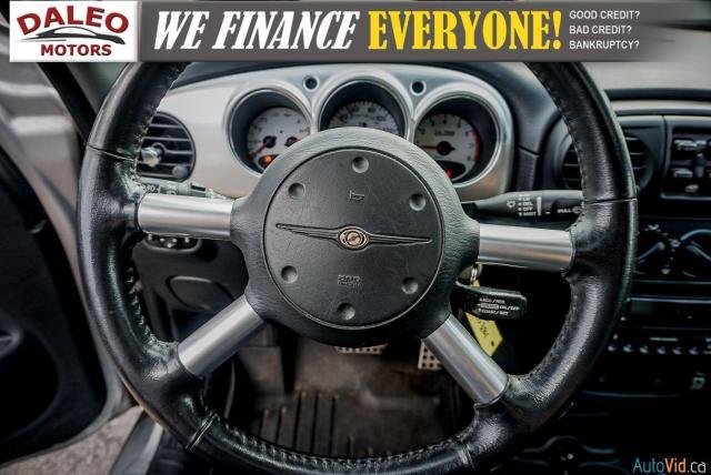 2005 Chrysler PT Cruiser GT / LEATHER / SUNROOF / BUCKET SEATS Photo25