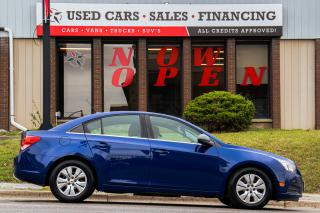 Used 2012 Chevrolet Cruze LS | Auto | 1.8L | Power Group | Cold AC for sale in Oshawa, ON