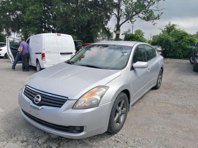 2009 Nissan Altima BAD TRANSMISSION*ENGINE RUNS GREAT*PARTS CAR*AS IS