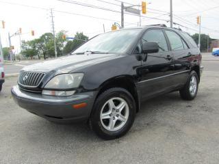 Used 2000 Lexus RX 300 RX300 for sale in Mississauga, ON