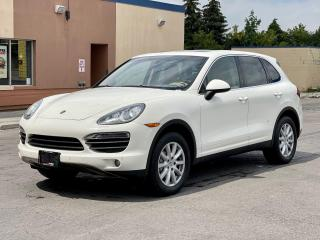 Used 2011 Porsche Cayenne S AWD NAVIGATION/PANORAMIC SUNROOF for sale in North York, ON