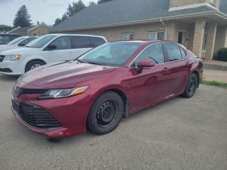 Used 2018 Toyota Camry LE for sale in Kincardine, ON