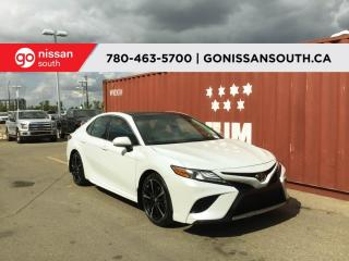Used 2018 Toyota Camry XSE, LEATHER, NAVIGATION for sale in Edmonton, AB