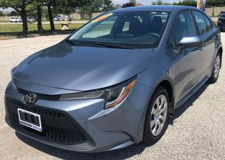 Used 2020 Toyota Corolla LE for sale in Windsor, ON