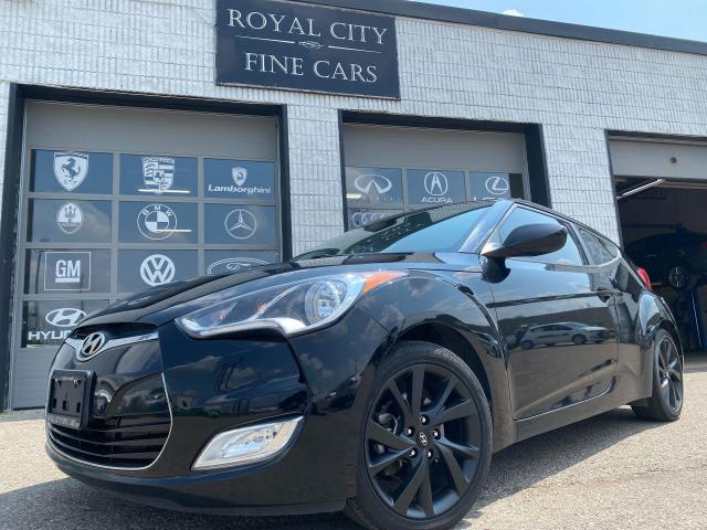 2017 Hyundai Veloster SOLD!!  CERTIFIED // HEATED SEATS // REVERSE CAM//