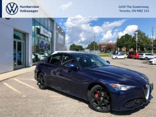 Used 2019 Alfa Romeo Giulia ti PERFORMANCE PKG DRIVER ASSIST HARMAN SOUND for sale in Toronto, ON