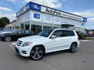 Used 2015 Mercedes-Benz GLK-Class DIESEL | NAV | REAR CAMERA | HEATED SEATS | LEATHER SEATS | for sale in Brampton, ON