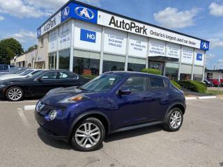 Used 2016 Nissan Juke SV HEATED SEATS | REAR CAMERA | BLUETOOTH | for sale in Brampton, ON