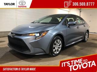 New 2022 Toyota Corolla LE for sale in Regina, SK