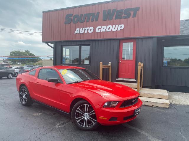 2012 Ford Mustang Alloys|Cruise|A/C|Bluetooth|Pwr WindowsLocksMirror