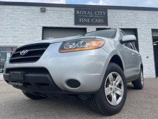 Used 2009 Hyundai Santa Fe GLS // ONE OWNER // NO ACCIDENTS // CERTIFIED!! for sale in Guelph, ON