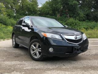 Used 2015 Acura RDX AWD 4dr Tech Pkg for sale in Waterloo, ON