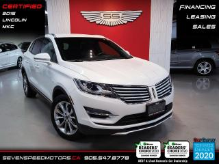 Used 2015 Lincoln MKC for sale in Oakville, ON