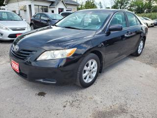 Used 2008 Toyota Camry Low km certified for sale in Peterborough, ON