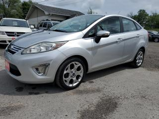 Used 2011 Ford Fiesta SEL Gas Saver for sale in Peterborough, ON