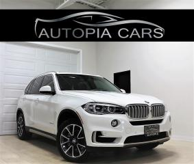 Used 2017 BMW X5 AWD xDrive35i PREMIUM PKG NAVI REAR VIEW CAMERA for sale in North York, ON