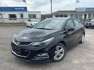 Used 2017 Chevrolet Cruze LT for sale in Whitby, ON
