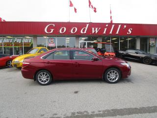 Used 2015 Toyota Camry LE! CLEAN CARFAX! GOOD KMS! for sale in Aylmer, ON
