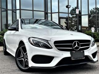 Used 2018 Mercedes-Benz C-Class 4MATIC|PANA ROOF|BIRD EYE VIEW|NAVI|HEATING SEATS|ALLOYS| for sale in Brampton, ON