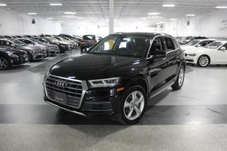 Used 2018 Audi Q5 PROGRESSIV QUATTRO I NAVIGATION I PANOROOF I REAR CAM I BT for sale in Mississauga, ON